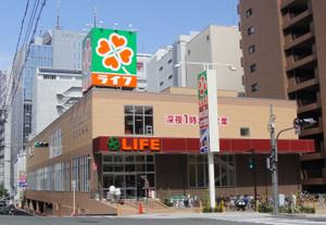 ライフ土佐堀店の画像1