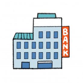 福岡銀行 久留米市庁内出張所の画像1
