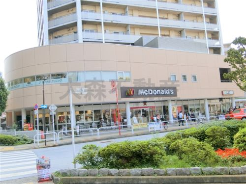 マクドナルド 西大井駅前店の画像