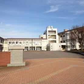 富山市立藤ノ木中学校の画像1