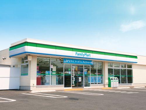 ファミリーマート 岡山下中野西店の画像