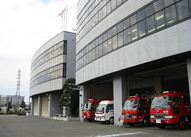 三郷消防本部の画像1