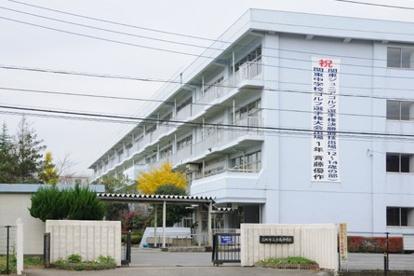 三郷市立彦成中学校の画像1