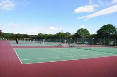 番匠免運動公園テニスコートの画像1