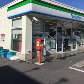 ファミリーマート三郷西インター店の画像1