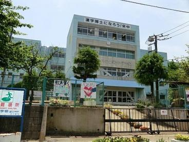 三郷市立栄中学校の画像1