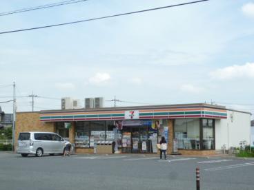 セブン-イレブン三郷後谷店の画像1