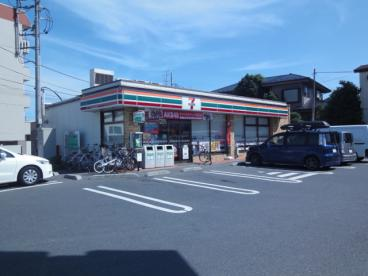 セブン-イレブン三郷戸ヶ崎1丁目店の画像1