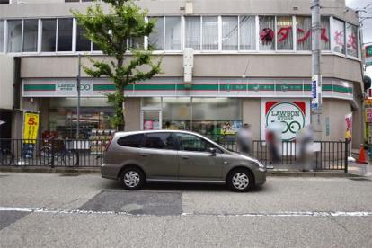 ローソンストア100 甲子園口店の画像3