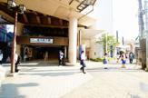 青物横丁駅前広場