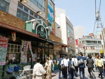 法政通り 武蔵小杉の画像1