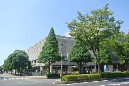 川崎図書館の画像1