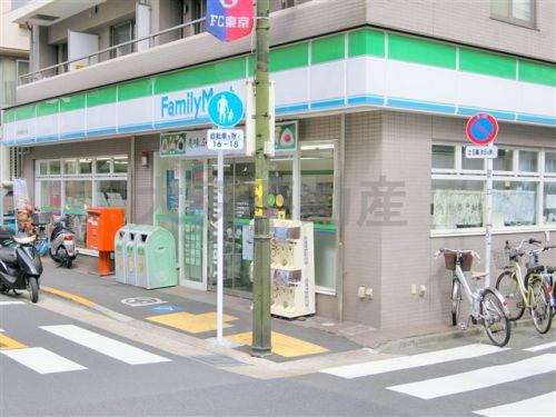 ファミリーマート田中屋西大井店の画像