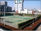 大横川親水公園テニスコート