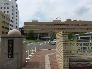 岡山大学病院の画像1