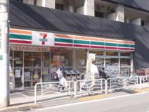 セブン-イレブン江東冬木店