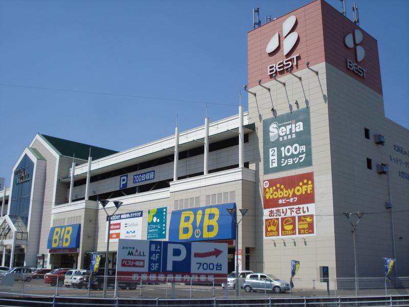 ベスト電器 岡山本店の画像