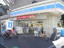 ローソン 北新宿1丁目店