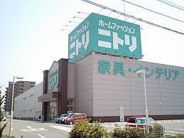 ニトリ 岡山大安寺店の画像