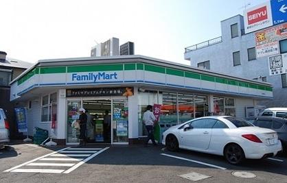 ファミリーマート王禅寺西店の画像1