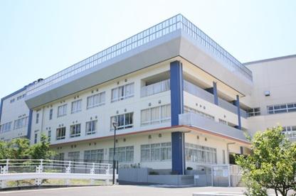 川崎市立柿生中学校の画像1