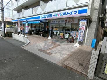 ローソン+スリーエフ 栗平二丁目店の画像1