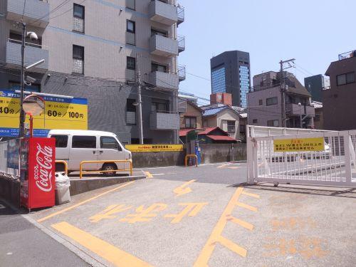 NTTル・パルク深川第1駐車場の画像