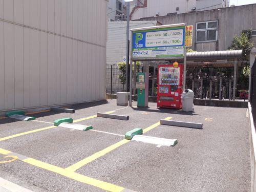 エコロパーク門前仲町第1 駐車場の画像