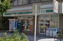 ローソンストア100東住吉田辺店