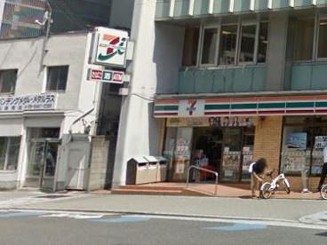 セブン‐イレブン 大阪靱本町1丁目店の画像1