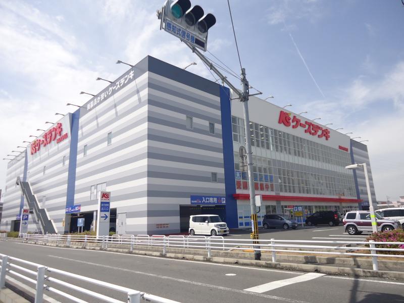ケーズデンキ 岡山西大寺店の画像