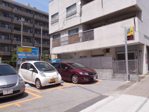 パカラ江東深川第二駐車場の画像