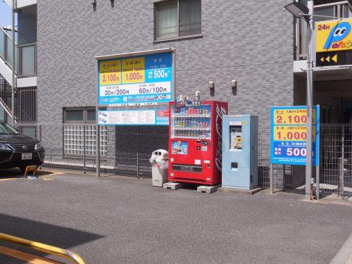 パラカ江東佐賀第1 駐車場の画像