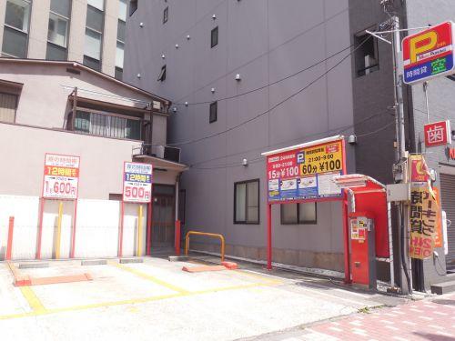 ミウラパーキング永代2丁目第1駐車場の画像