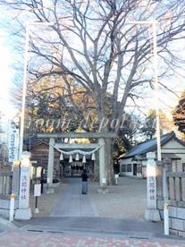 江古田浅間神社の画像1