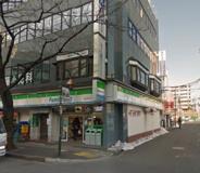 ファミリーマート鷺沼駅前店