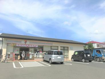セブン-イレブン深草大亀谷店の画像1