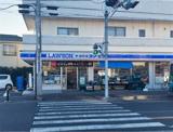 ローソン+スリーエフ 菅北浦店
