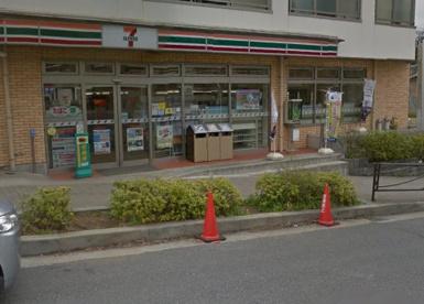 セブン‐イレブン 川崎万福寺3丁目店の画像2