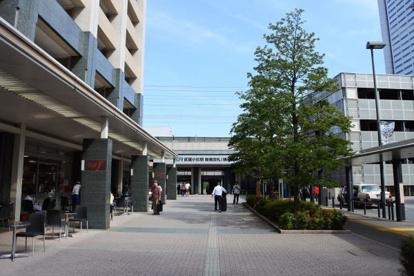 横須賀線 武蔵小杉駅2の画像1