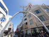 横浜・元町商店街