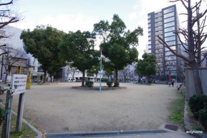 西天満公園の画像1
