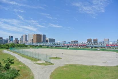 多摩川 六郷橋付近の画像1