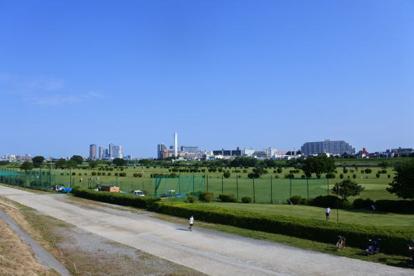 多摩川 大橋付近 の画像1
