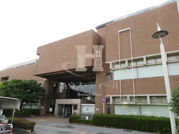 戸田市立図書館の画像1