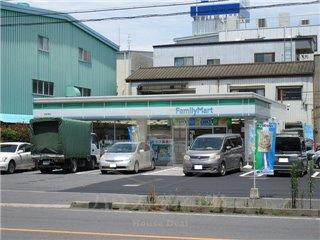 ファミリーマート領家橋店の画像1