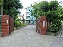 北区立浮間中学校