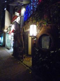 夜のプラチナ通りの画像3