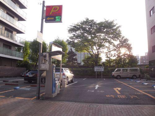 永代橋駐車場の画像