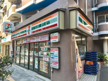 セブン-イレブン新宿西早稲田3丁目店の画像1